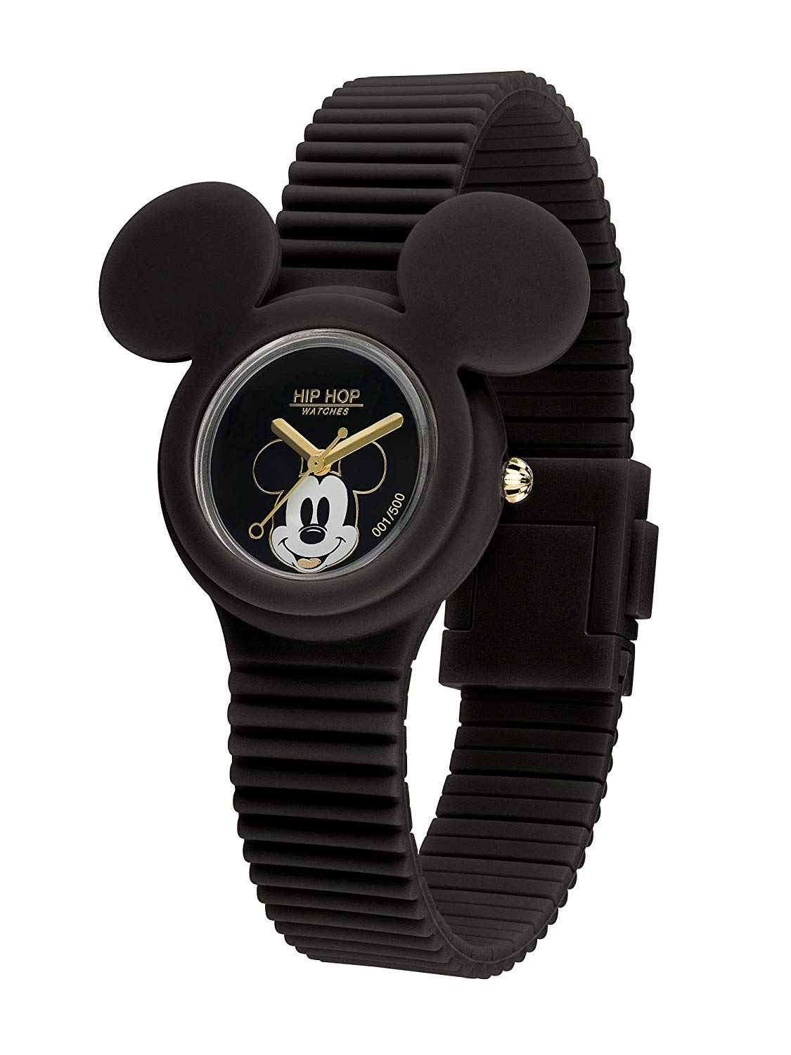 Watches Watch Only Time Hip Hop Hwu0931 Analogue Disney Collection