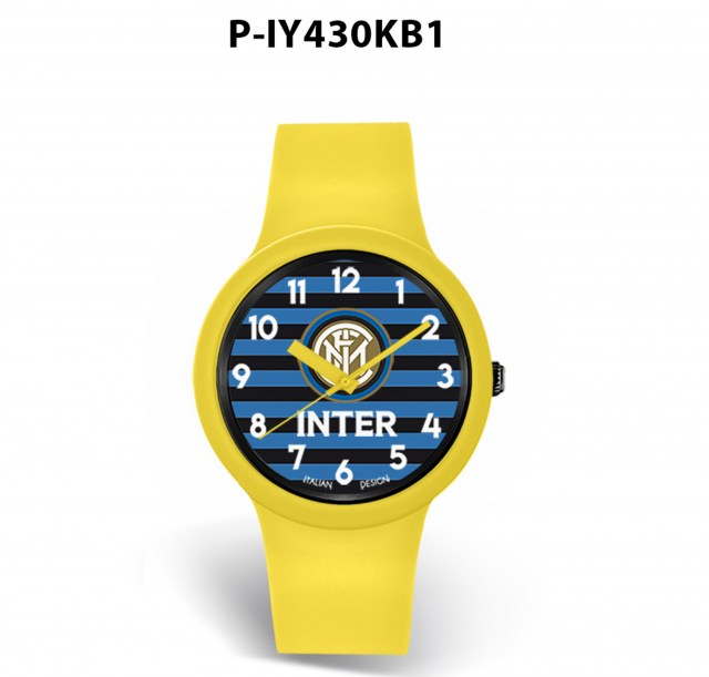 Orologio Digitale Lowell Inter Official P-IN450UB1 Gent