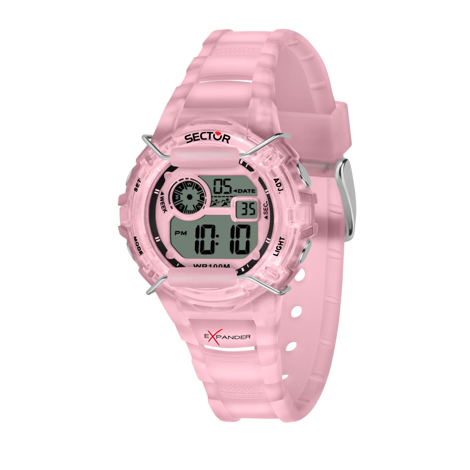 Orologio Digitale Sector R3251526502 donna Ex-05