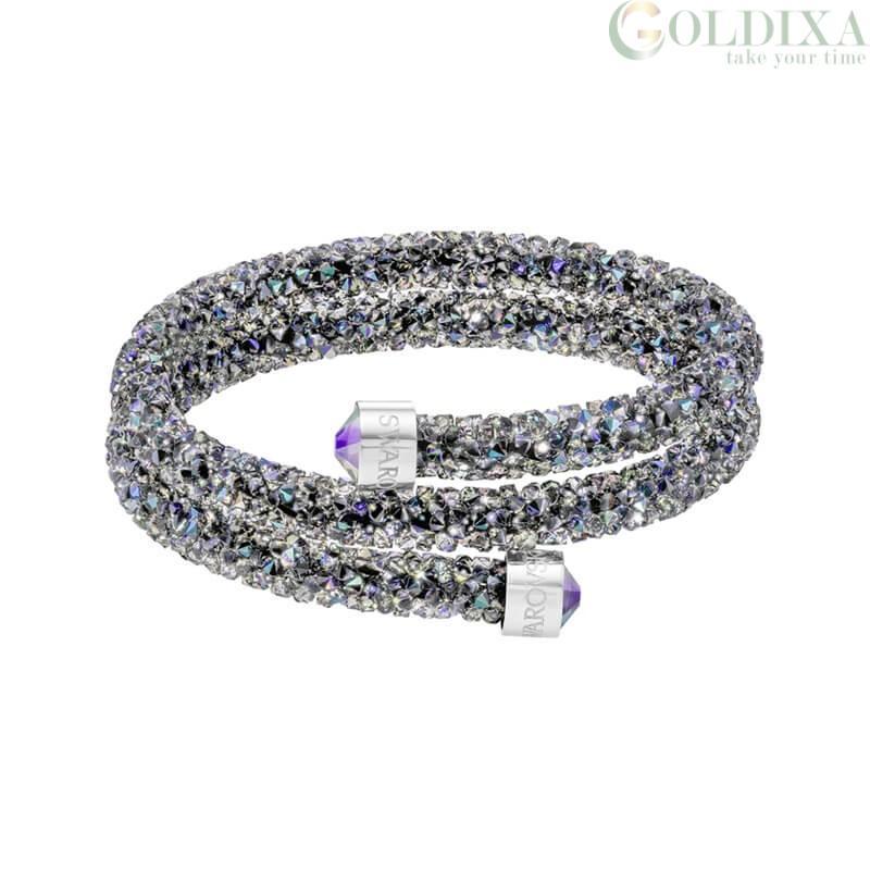 Swarovski woman bracelet 5273644 Crystaldust collection